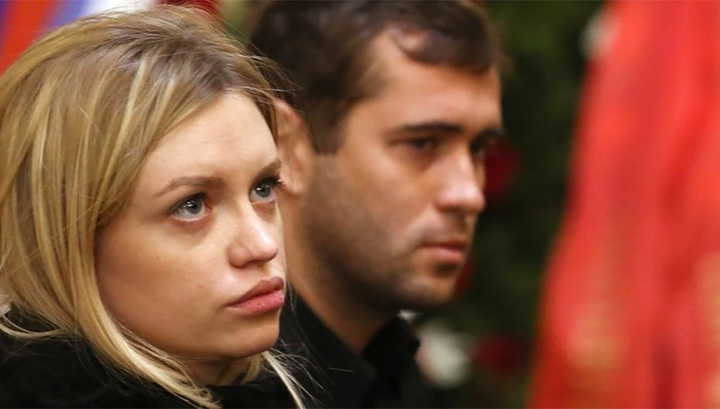 Бывшая жена Кержакова забрала сына к себе