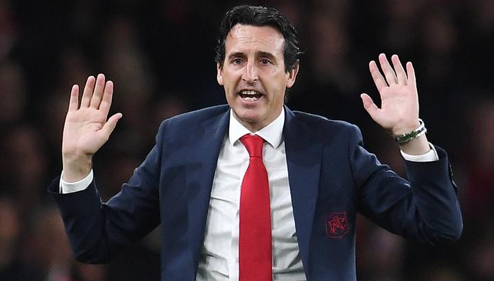 "Унаи Эмери: шансы ""Арсенала"" на финал Лиги Европы по-прежнему 50 на 50"