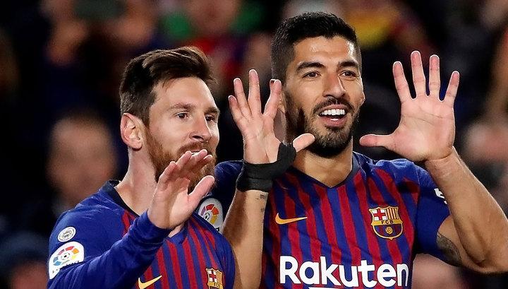 """Барселона"" оправдана после нарушения регламента Кубка Испании"