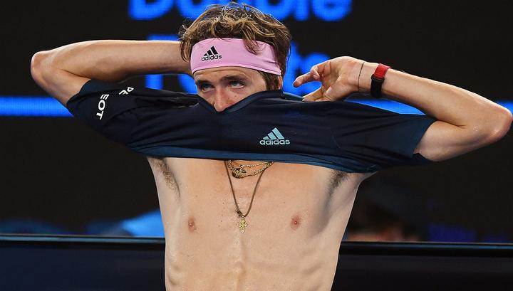 Русский немец Зверев после Australian Open станет третьей ракеткой мира