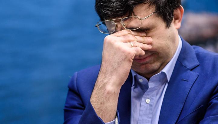 Шахматист Владимир Крамник завершил карьеру