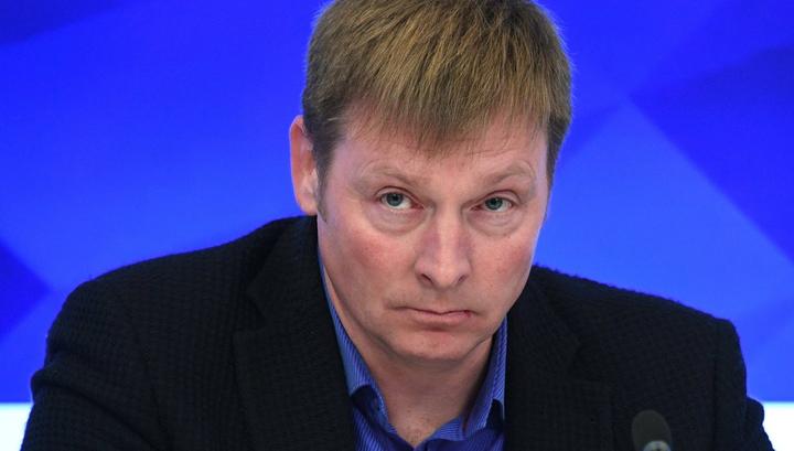 Александр Зубков сложил с себя полномочия президента Федерации бобслея России