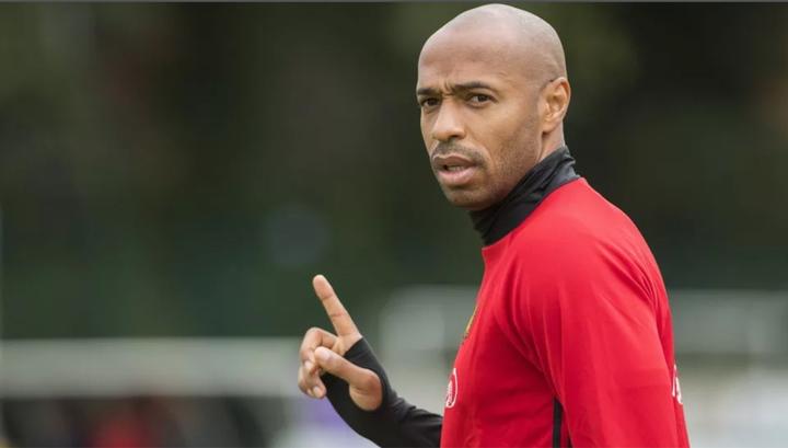 Анри признан лучшим легионером в истории английского футбола