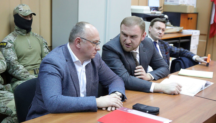 Защита просила суд отпустить Арашукова под залог в 10 миллионов рублей