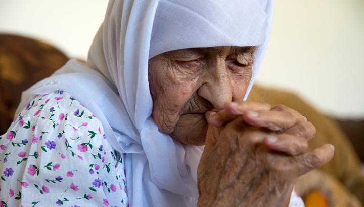 Самая старая жительница России умерла в возрасте 129 лет