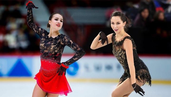 Загитова и Туктамышева выступят в Японии в популярном ледовом шоу