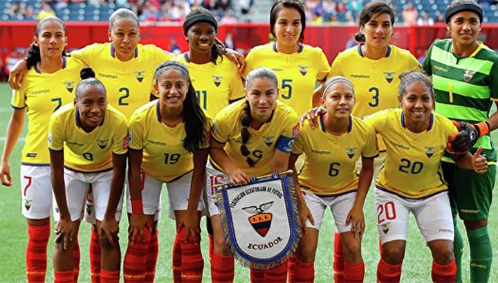 Тренер женской сборной Эквадора приставал к подопечным
