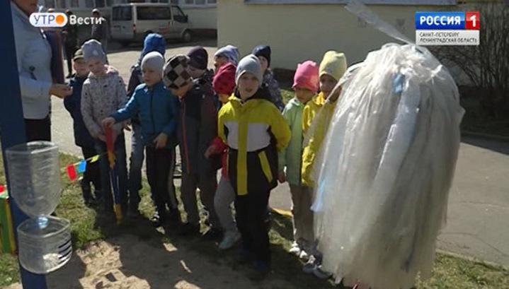 В Петербурге создали первую в мире детскую фенологическую службу