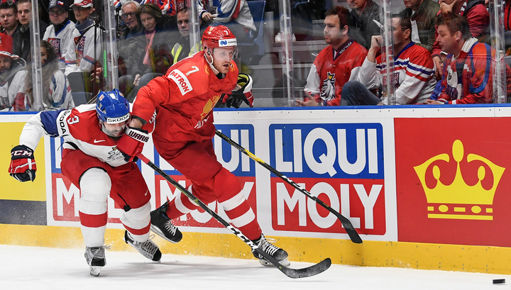 Форвард сборной России Телегин продолжит карьеру в НХЛ