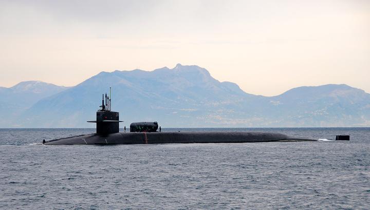 На атомной субмарине разгорелся скандал из-за