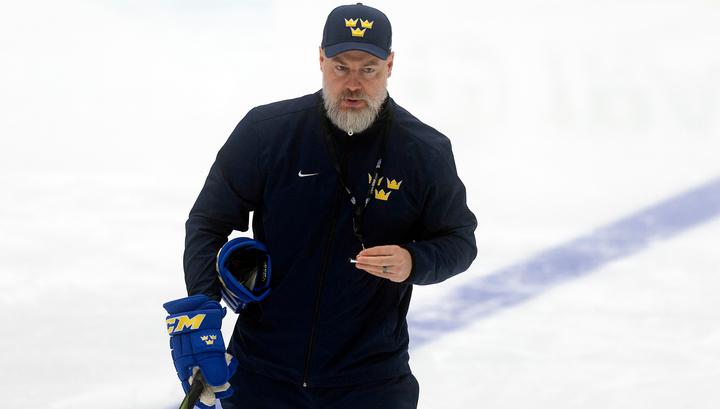 Тренер сборной Швеции: нам будет проще играть против России, чем с Латвией