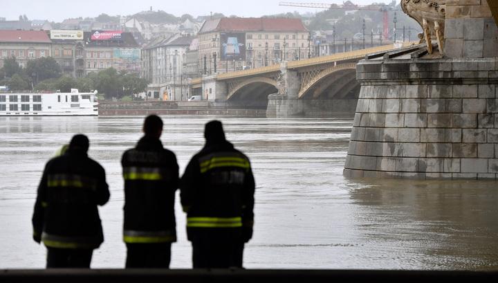 Кораблекрушение на Дунае: на туристах не было спасательных жилетов