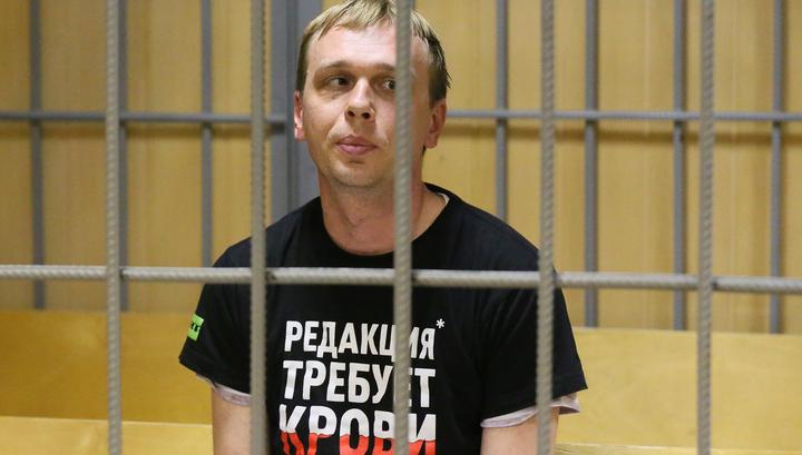 """Кремль следит за """"делом Голунова"""". Советник президента взял его на контроль"""