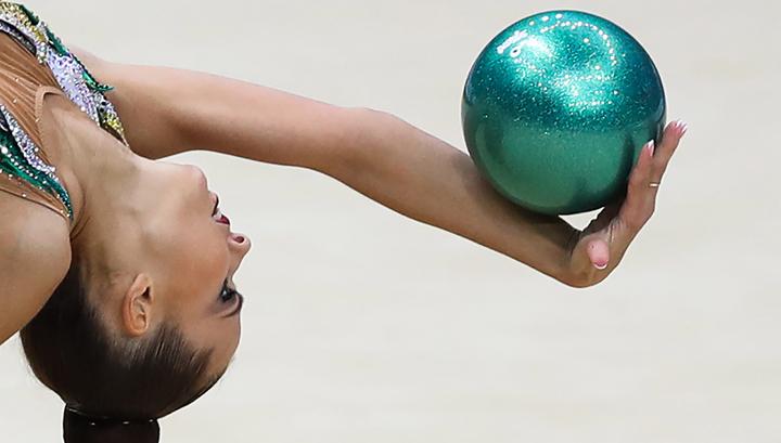 Художественная гимнастика. Екатерина Селезнева – абсолютная чемпионка Универсиады photo