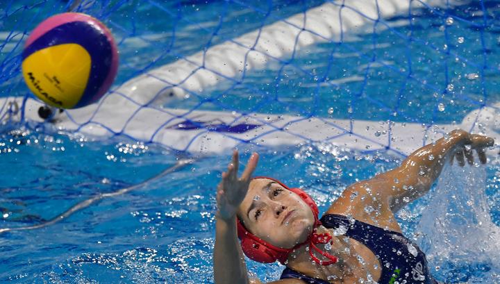Венгерские ватерполистки забросили рекордные 64 мяча в ворота Южной Кореи
