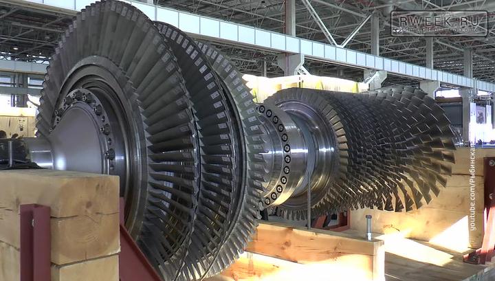 Ограничен доступ иностранцев на рынок газовых турбин в России
