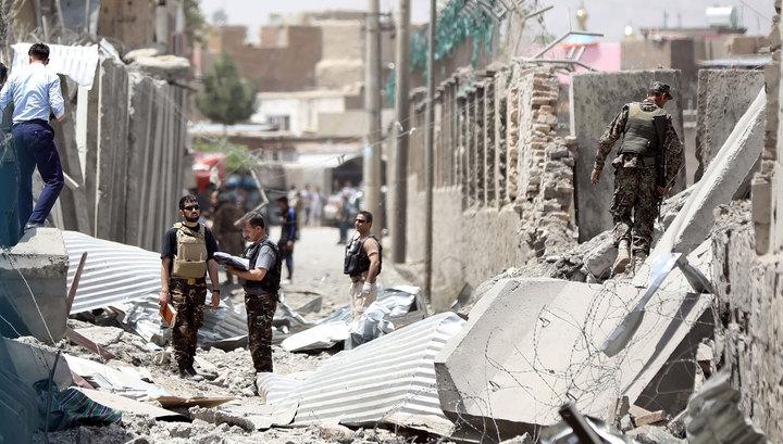 Теракт в Кабуле: 18 погибших, более 100 раненых