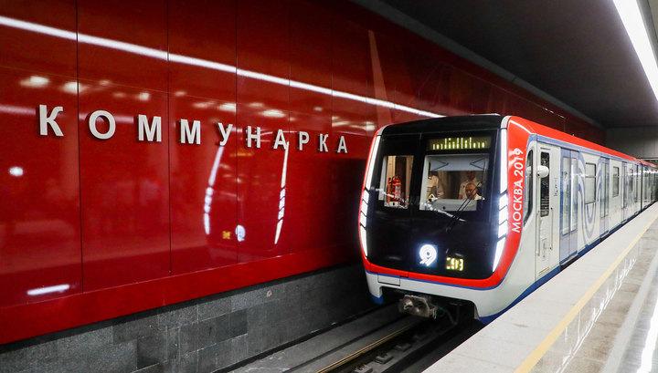 9 станций красной ветки московского метро откроют на 3 дня раньше срока