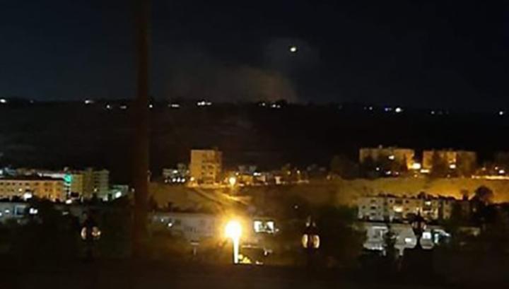 Сирийские ПВО отразили над Дамаском израильскую атаку