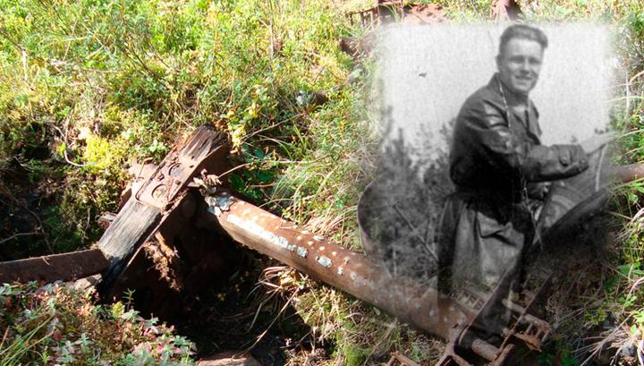 Погиб в свой день рождения: найдены останки советского летчика