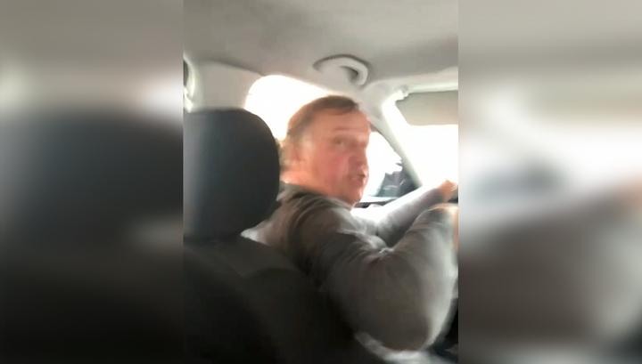 Таксист предложил пассажирке развлечься видео — img 2