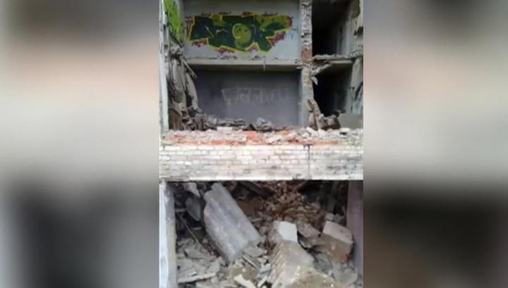 Число погибших при обрушении здания в Подмосковье возросло до 3