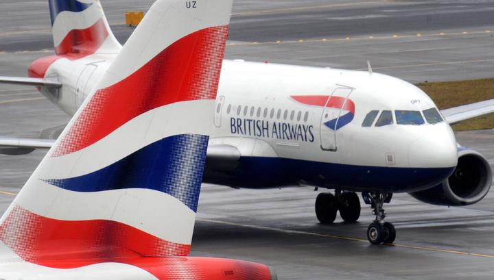 British Airways отменила почти 2 тысячи рейсов из-за забастовки пилотов