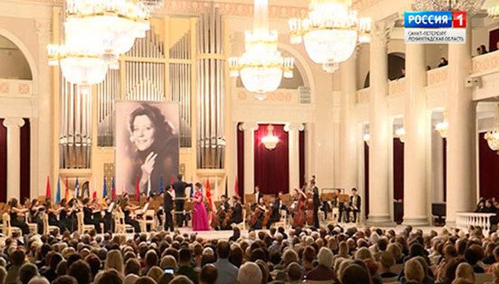 Международному конкурсу молодых оперных певцов имени Образцовой - 20 лет