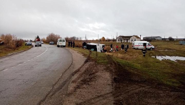 Число пострадавших в ДТП с туристическим автобусом возросло в два раза