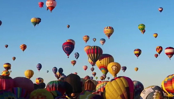 Жесткое приземление воздушного шара в Альбукерке: есть пострадавшие