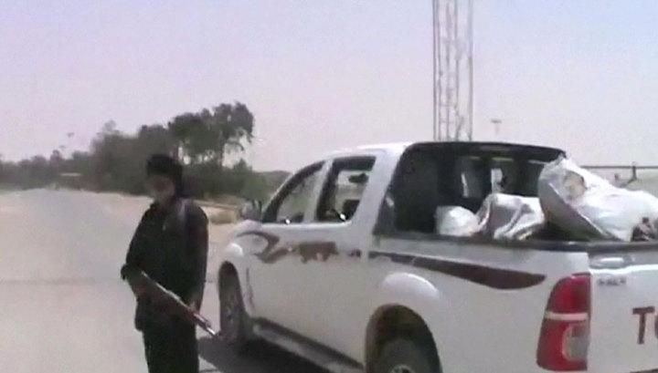 Террористы разбегаются из Сирии: несколько боевиков поймано в Ираке