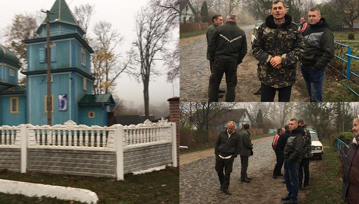 Украинские раскольники захватили храм канонической УПЦ