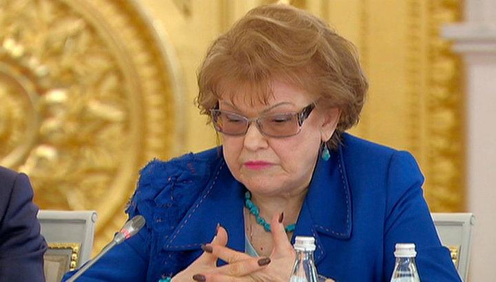 Видные государственные деятели соболезнуют в связи со смертью Вербицкой