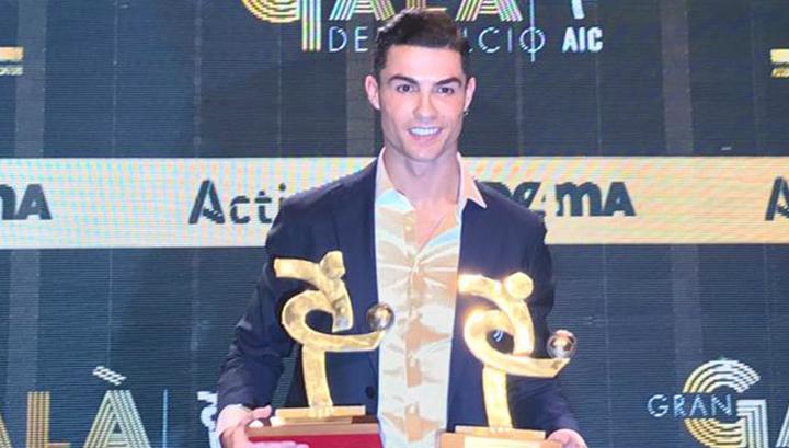 Криштиану Роналду признан лучшим игроком чемпионата Италии photo
