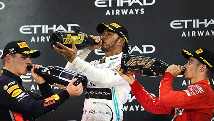 Формула-1. Журналисты назвали своих лидеров минувшего сезона