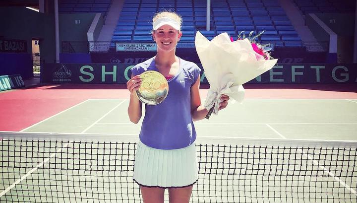 Россиянка Дорошина взлетела на 67 мест в чемпионской гонке WTA