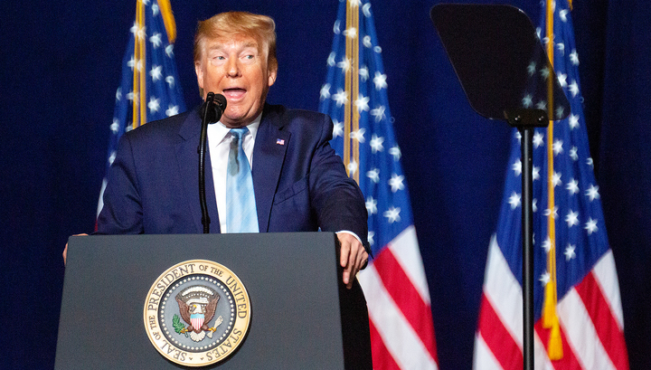 Трамп заявляет, что у Ирана никогда не будет ядерного оружия