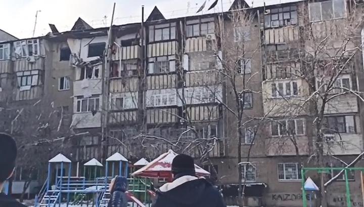 При взрыве бытового газа в Казахстане погиб 10-летний ребенок