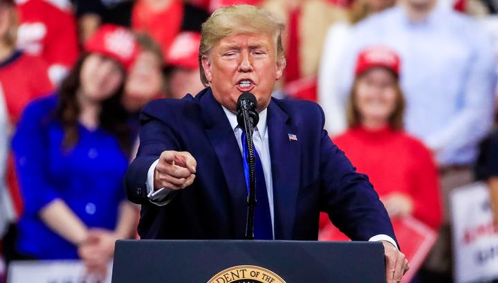 Трамп готов посетить Китай в ответ на подписание соглашения торговой сделки