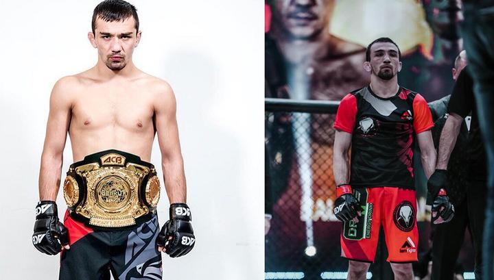 Россиянин Аскаров одержал первую победу в UFC