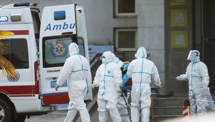 Первый случай коронавируса был зафиксирован в Китае в ноябре