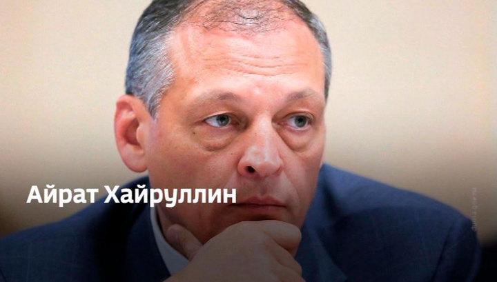 Российские политики соболезнуют в связи с гибелью депутата Хайруллина