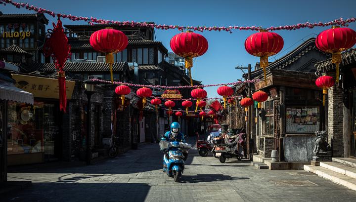 Коронавирус оказал серьезное влияние на промышленность Китая в феврале