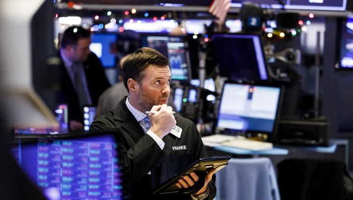 Акции крупных технологических компаний США упали на фоне коронавируса