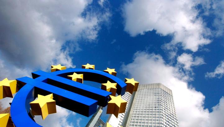 Инфляционные ожидания в еврозоне упали до рекордно низкого уровня