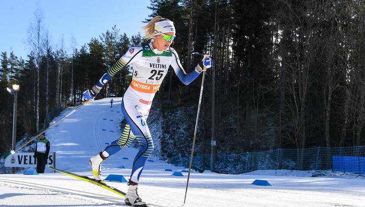 Лыжница Карлссон выиграла классический марафон в Осло, Непряева – пятая