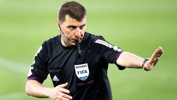 Судья чемпионата России Вилков возглавил федерацию футбола Нижнего Новгорода