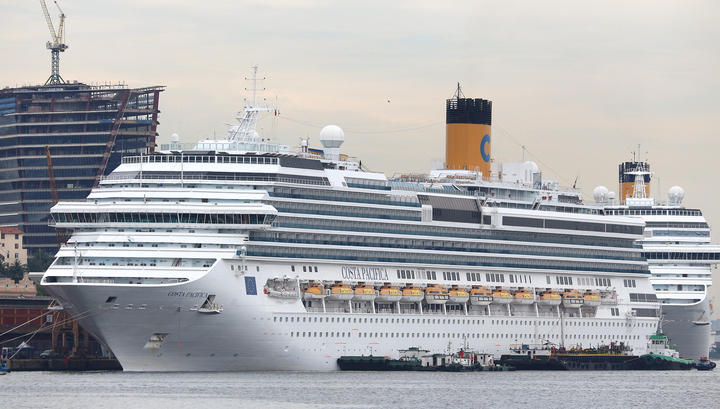 МИД России направил ноту протеста Франции за отказ принять круизный лайнер