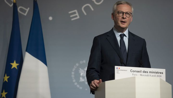 Министр финансов Франции выступил за легкий доступ к Европейскому механизму стабильности