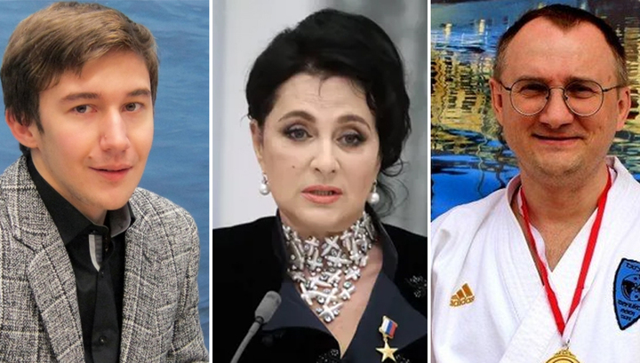 Карякин, Винер и Бурлаков станут членами Общественной палаты РФ